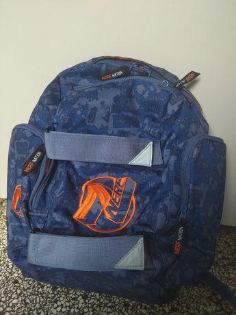 Plecak Nerf Nowy Nieużywany