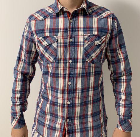 Рубашка,сорочка,Colins,M ,чоловіча сорочка.