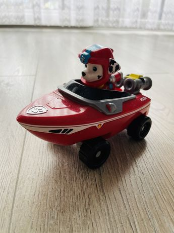 Zabawki patrol zestaw