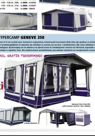 Hypercamp - Geneve 350 przedsionek namiot