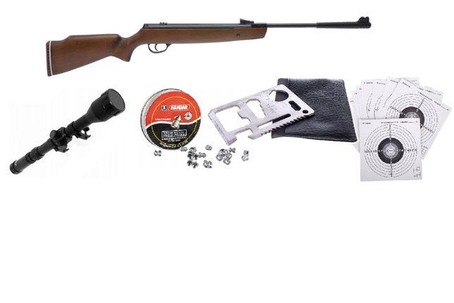 054 15 Wiatrówka Hatsan APACHI 1100X 4,5mm 5,5 mm 6,35 mm + GRATISY