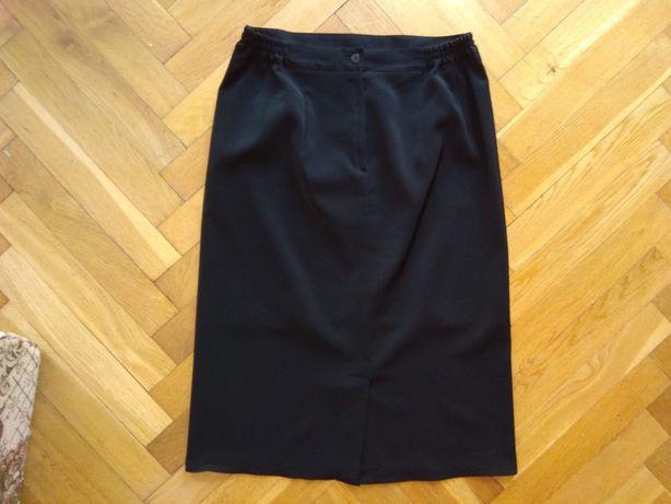 czarna spódnica rozmiar M 38