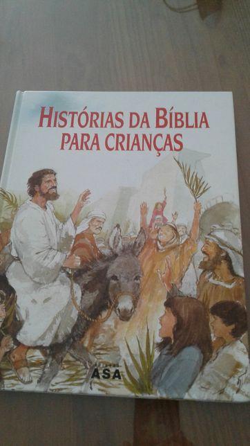 Historia da biblia para crianças