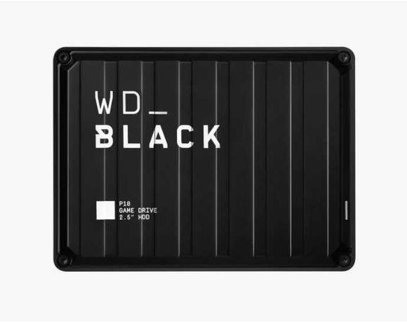 Новые 4 TB WD Black P10 Game Drive- 2,5  HDD USB 3.1