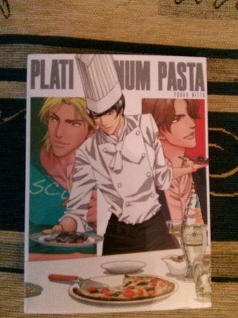 """Manga """"Platinum pasta"""" Kotori jednotomówka, Romans, Josei, 18+,"""