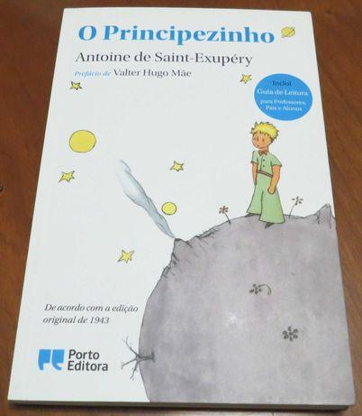O Principezinho/Uma questão de cor /Leandro, rei da Helíria/As naus de