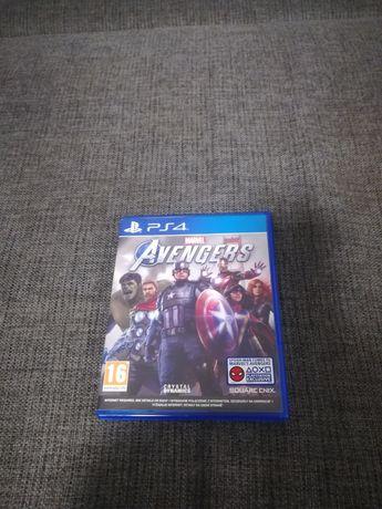 Gra Avengers ps4