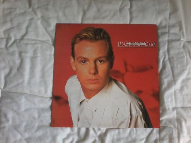Jason Donovan ‎– Ten Good Reasons - VINIL - LP
