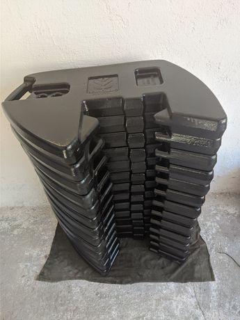 Obciążniki New Holland Case 13x45 kg 585 kg