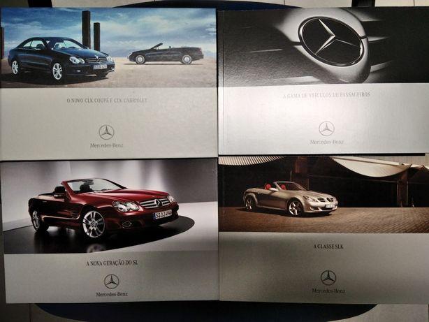 Catálogos de coleção Mercedes - OFERTA-