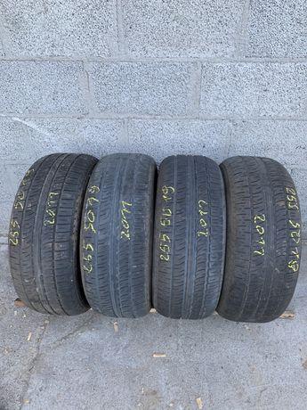 4 opony pirelli scorpion zero 255/50/19