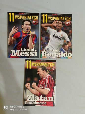 Książki biograficzne piłkarzy