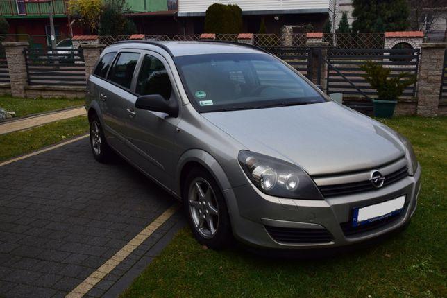 Opel Astra 1.7 CDTI klimatyzacja alufelgi