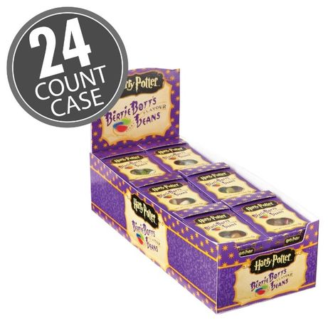 Jelly belly bean boozled Harry Potter Bertie Botts Beans Блок оптом