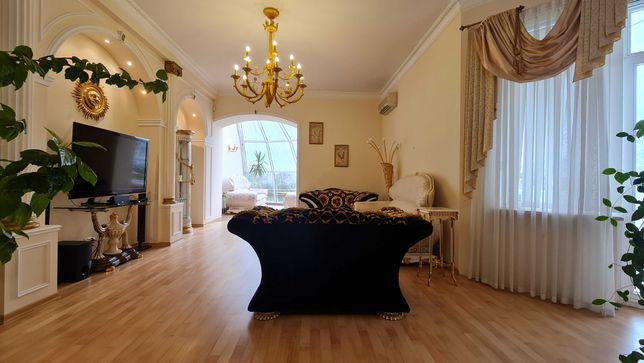 Пентхаус 280м2 4 спальни, 2 уровня.