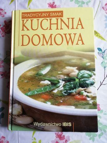 Książka: Kuchnia domowa - Barbara Dawidowska, Agnieszka Józefiak