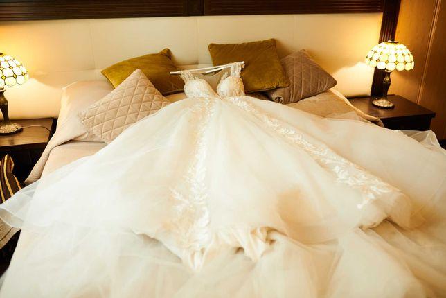 Продам свое свадебное платье!
