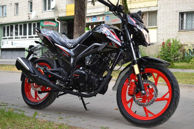 Мотоцикл Viper v200b NEW Вайпер 2021 (Бесплатная доставка до 100км)