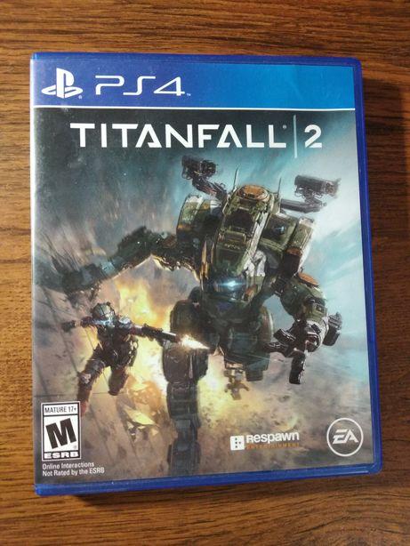 Продам диск Titanfall 2 для PS4 в отличном состоянии
