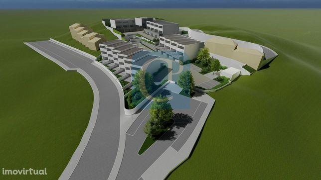 Terreno urbano para construção de Moradias