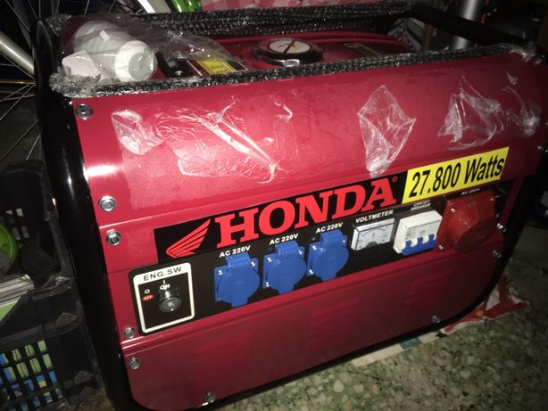 gerador motor 4 tempos novo