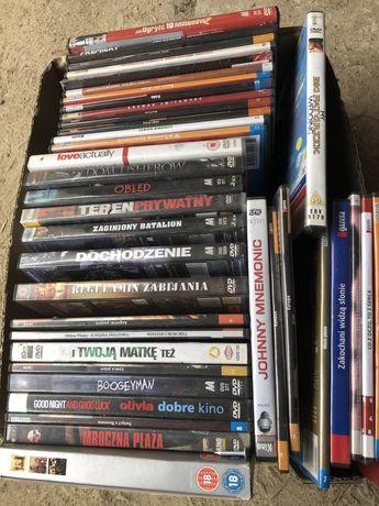 Plyty DVD filmy Oddam za darmo
