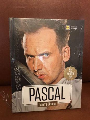 Nowa książka na prezent lidla Pascal kontra Ocrasa
