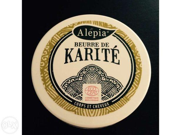 Manteiga de karite 100% biológica