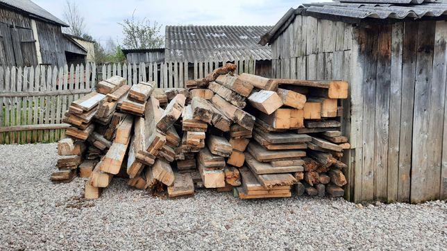 Belki drewniane  ze 100 letniego domu