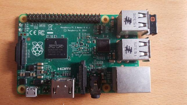 Raspberry 2B+ v1.1 +karta sd 32gb sandisk ultra 10zl