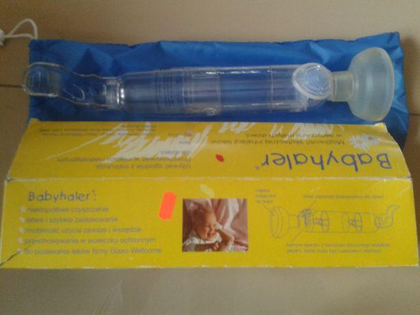 Inhalator baby haler