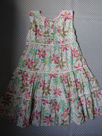 Vestido Sfera 9-10 Anos