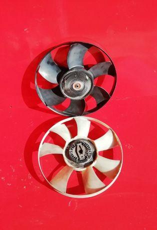 Вискомуфта, крыльчатка вентилятора Mercedes Sprinter 906 Vito Крафтер