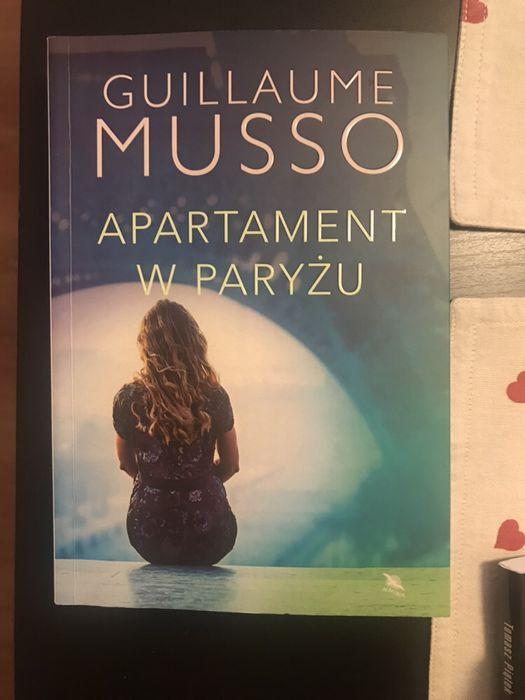 Książka Apartament w Paryżu Luzino - image 1