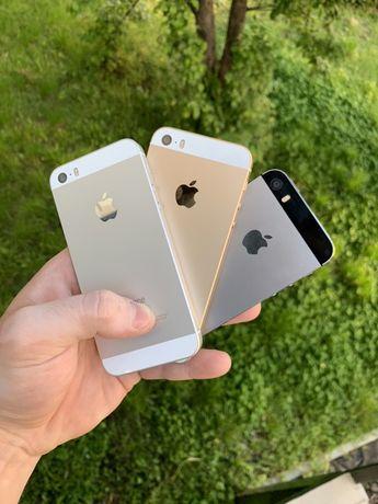 iPhone 5S 16Gb/32Gb Neverlock Black/Silver Магазин  Гарантия