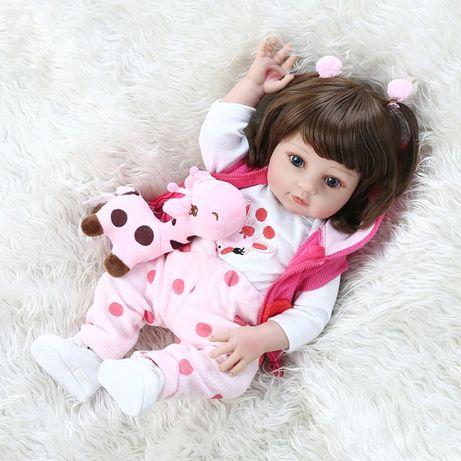 Реалистичная кукла Реборн, лучшая кукла 2020 года, рост 48 см