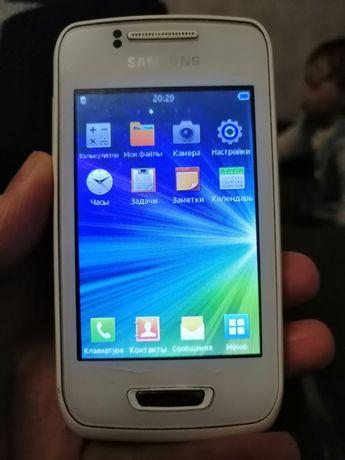 Сенсорный телефон Samsung wave y