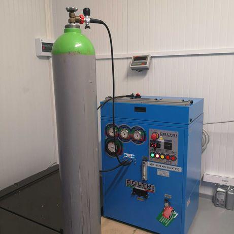 butla na sprężone powietrze 200-300 bar napełnienie