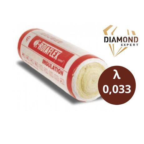 Wełna Mineralna-20cm Poddasza-Domy Szkieletowe- 0,033 - Diamond Expert