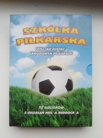 Szkółka piłkarska, piłka nożna, DVD
