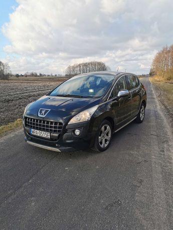 Peugeot 3008 0płacony zarejestrowany