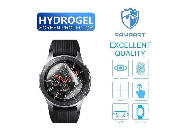 Пленка Samsung Galaxy Watch 46mm 42mm Gear Fit 2 Pro S3 Haylou LS05
