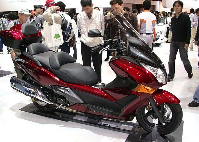 HONDA Silver Wing GT