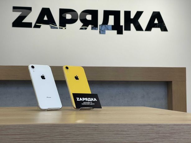 IPhone Xr 64Gb / 128Gb / 256Gb. Вживаний з гарантією від Zарядка