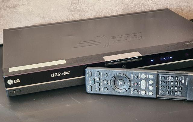 Nagrywarka DVD HDD LG Dysk 160GB hdmi
