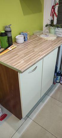 Szafka kuchenna 80cm z blatem