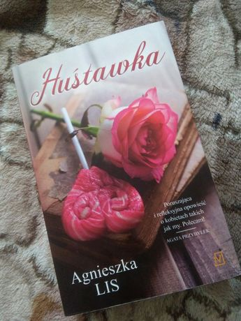 """,, Huśtawka"""" Agnieszka Lis"""