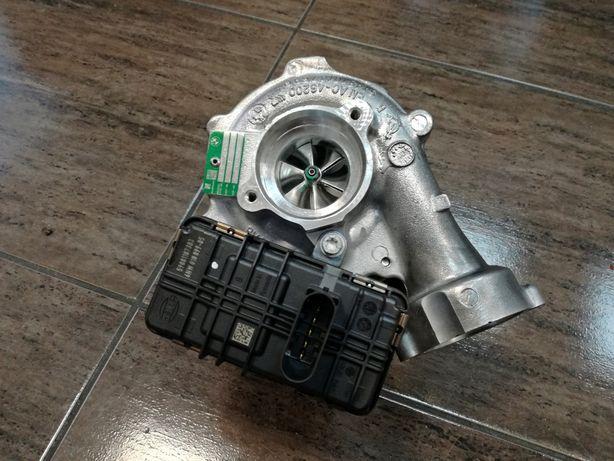 Turbosprężarka BMW X4 35dX (F26) 313KM
