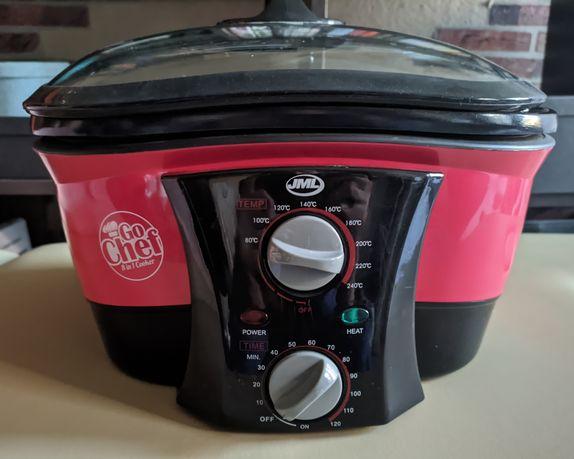 Go Chef 8in1 Cooker, wielofunkcyjny garnek, multicooker
