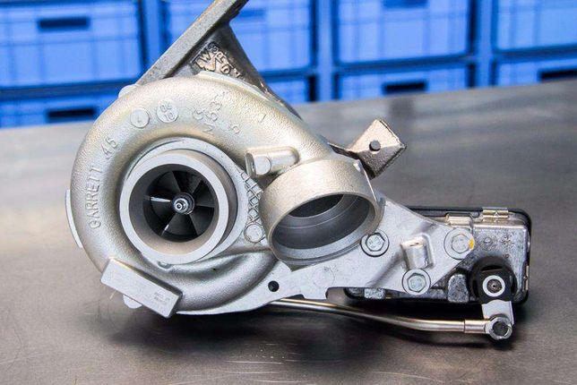Regeneracja 207, 307, 308, Partner Expert 1.6 Hdi 75 90km Peugeot Turb
